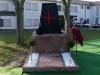 6086 - Sayfo 1915 - Denkmaleinweihung Leimen - 2