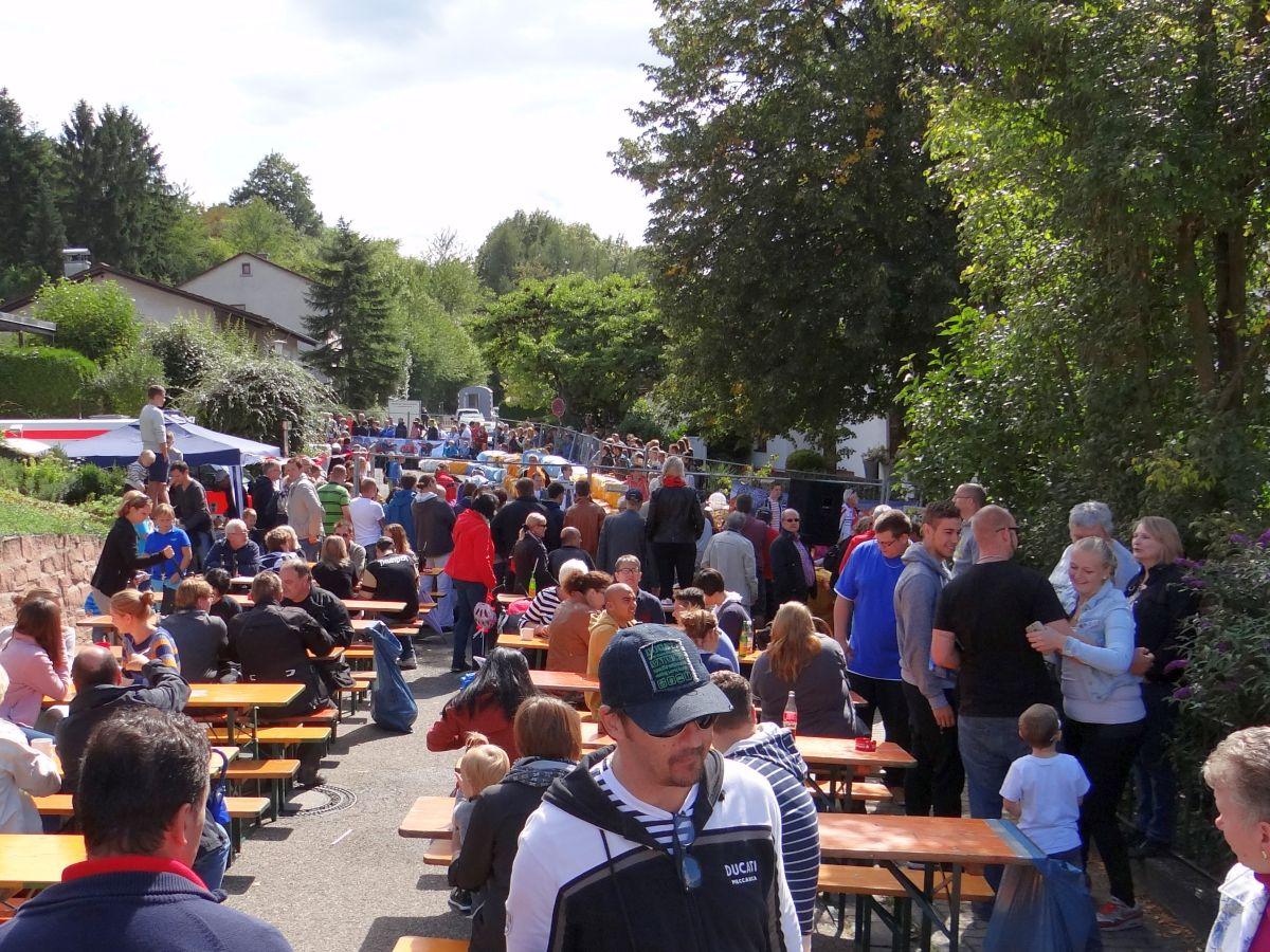 Badische Bobbycar Meisterschaft Nussloch Ohne Bremse Mit Tempo 70