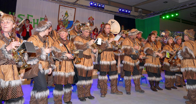 4731 - Prunksitzung KC Froesche 2015 - 24 - Phoenix Kronau 2