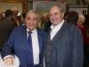 Bruno Sauerzapf mit Wolfgang Stern