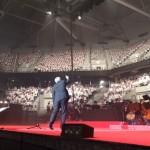 """SAP-Arena """"Die 10 Gebote"""". Mit dabei: Nußloch-Leimener Gospelchor """"The Spirit"""""""