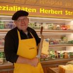 5544 - Wochenmarkt - Käse Strifler