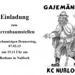 094 - Hexe vom Grobrunn - Narrenbaum