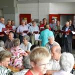 5. Gelungener Gauangellocher Sommer des MGV Sängerbund