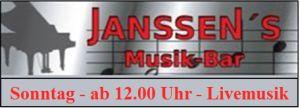 203 - Janssen Sonntag Livemusik