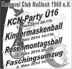2357 - KCN Plakat