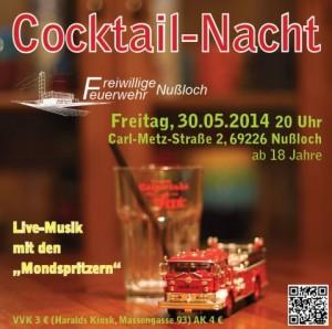 3705 - Cocktailnacht FFW Nussloch