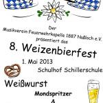 393 - Weizenbierfest MV Nussloch
