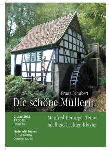 466 - Die schöne Müllerin
