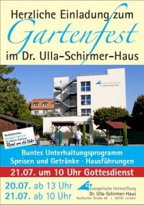 628 - DUSH Sommerfest Plakat