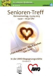 898 - Leimener Weinkerwe 2013 - 480 Seniorentreff