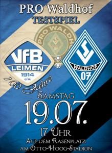 9923 - VfB vs Waldhof