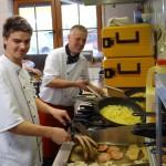 Freude über Gastro-Lizenz beim Berghof Weinäcker
