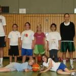 KuSG Basketball: U 11 Mädchen suchen Verstärkung!!!