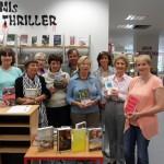 Bücherherbst der Leimener Stadtbücherei