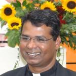 Große katholische Seelsorgeeinheit errichtet – Pfarrer Lourdo Hirte über 15.000 Katholiken