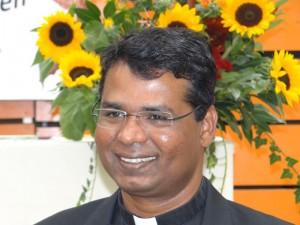 Pfarrer Arul Lourdu