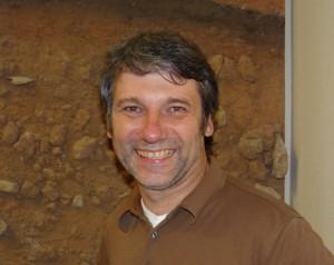 Referent und Museumsleiter Thomas Adam