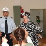 """""""Das kleine Zebra"""" – Verkehrsaufklärung für Grundschulklassen"""