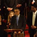 Veronika Sauerzapf erhält Ehrenring der Stadt