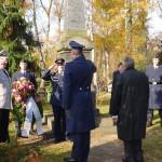 Gedenkveranstaltungen zum Volkstrauertag in allen Stadtteilen