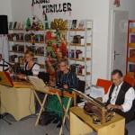 Bayrische Stubenmusik gastierte in Leimener Stadtbücherei