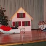 Fröhliche KC Jungfrösche Weihnachtsfeier