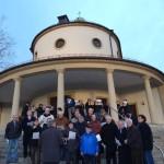Weinachtssingen auf dem Bergfriedhof Leimen