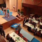 Gelungene KuSG Winterfeier mit großem, bunten Programm der Aktiven