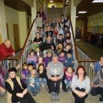 Boulerunde der Senioren zu Gast im Turmschulen-Hort