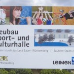 Richtfest in Gauangelloch: Sport- und Kuturhalle schreitet gut voran! Von Friedrich-Wilhem Uthe
