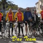 MSC St. Ilgen – Rennradtrainig auf Mallorca