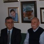 Heinz Sulzer feiert seinen 80. Geburtstag