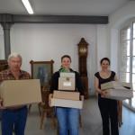 Hausarbeiten: Fundus des Stadtmuseums wird erfaßt