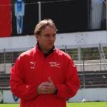 Sandhausens Aufstiegstrainer Gerd Dais: Neuer Trainer beim SV Waldhof Mannheim
