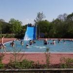 Der Sommer ist da: Neuer Rekord bei Besucherzahlen im Freibad Leimen