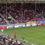 Niederlage in Osnabrück / Titelvergabe wurde auf 5. Mai verschoben