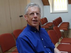Dieter Sattler, Vorsitzender der Bürgerinitiative