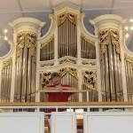 """Heute 18 Uhr bei """"Musik in der Mauritiuskirche"""": Monumentale Orgelmusik"""