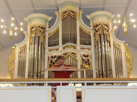 Hört Beethoven: Interaktives Konzert mit Organist Michael A. Müller