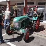2. Oldtimer-Straßenfest in Leimen – Die Schmuckstücke warteten bis die Sonne kam