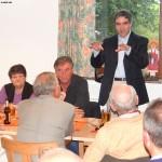 MdB Dr. Harbarth: Vortrag und Diskussion zur Finanz-, Europa und Energiepolitik