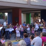Vielfältiges Konzert der Musikschule in der Turmschule zum Schuljahresabschluß