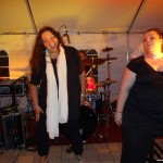 Rockiges Scheunenfest beim Berghof Weinäcker mit Marion La Marché & Band