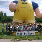 Ferienprogramm: Anspruchsvolles ADAC Fahrradturnier des MSC St.Ilgen