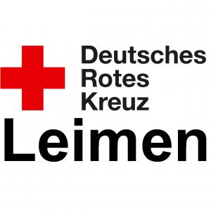 Kompaktlogo DRK Leimen (groß, quadratisch)