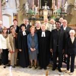 Pfarrer Manfred Weida feierleich in sein Amt eingeführt