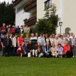 TSV-Wanderer Gauangelloch fuhren in's Holzgau