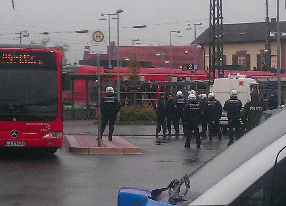 Bundespolizei Heidelberg