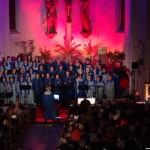 Klingende Freude und gute Laune: Das Bright Light Konzert in der Herz-Jesu-Kirche